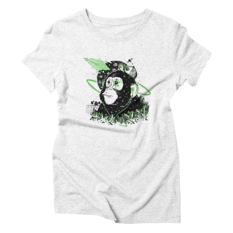 A Dream Away! Women's Triblend T-shirt by effect14's Artist Shop