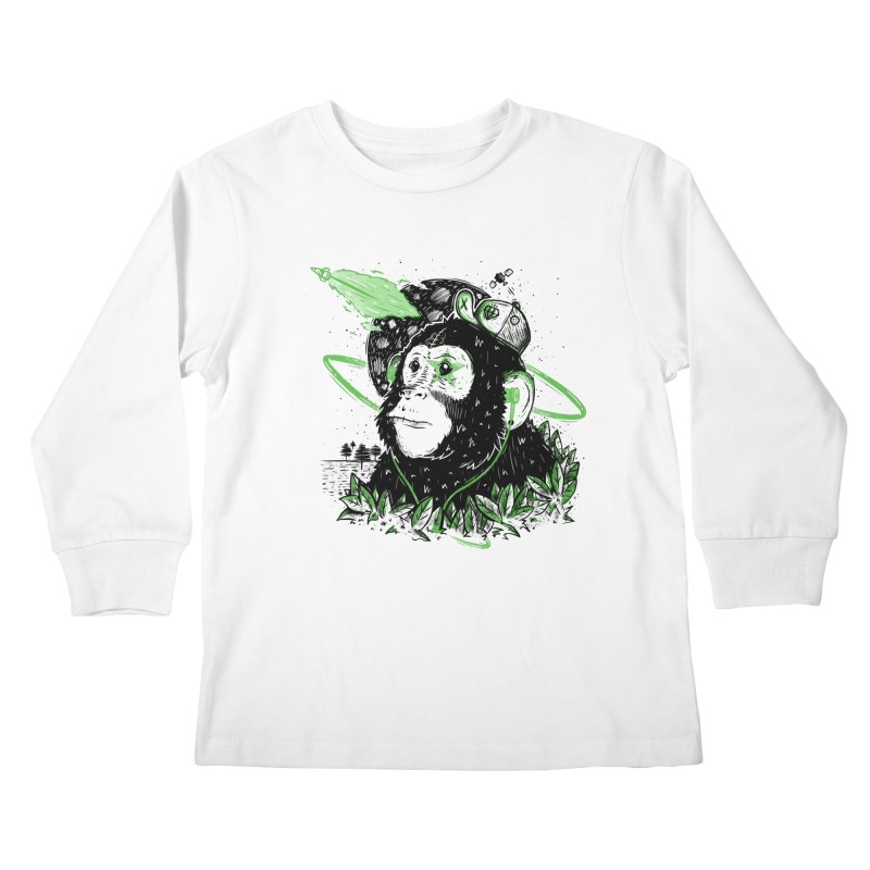 A Dream Away! Kids Longsleeve T-Shirt by effect14's Artist Shop