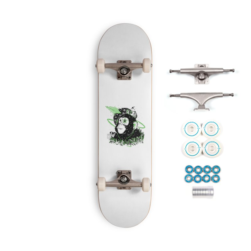 A Dream Away! Accessories Complete - Basic Skateboard by effect14's Artist Shop