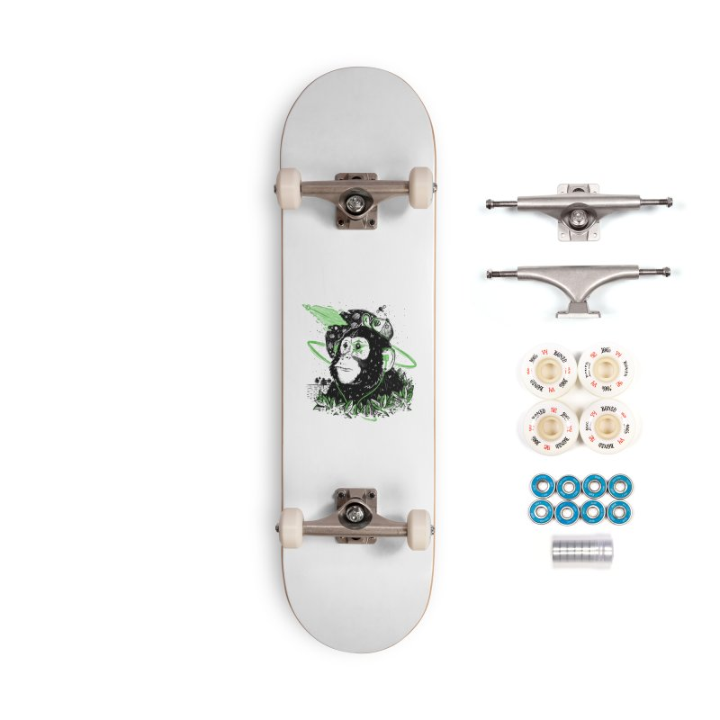 A Dream Away! Accessories Complete - Premium Skateboard by effect14's Artist Shop
