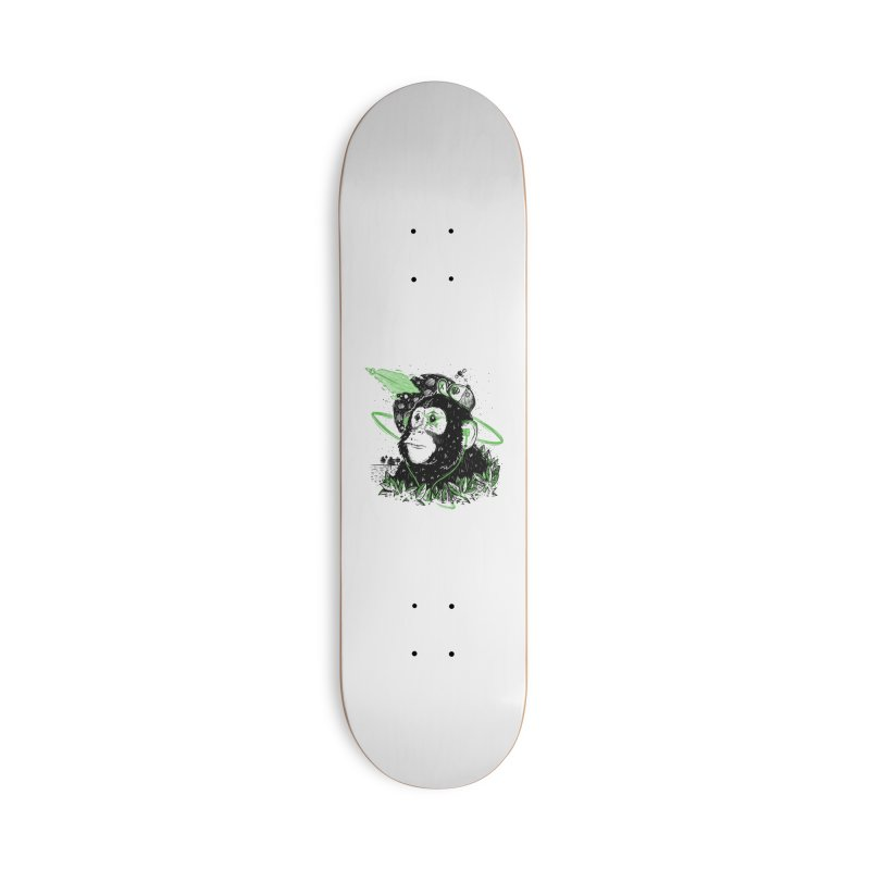 A Dream Away! Accessories Deck Only Skateboard by effect14's Artist Shop