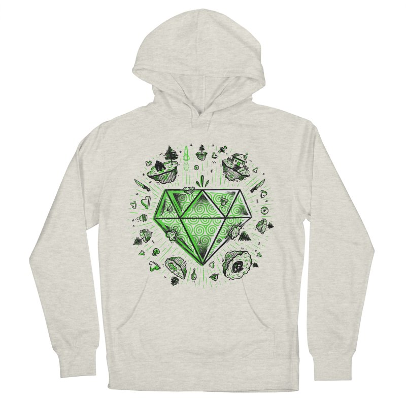 We Are Diamonds! Men's Pullover Hoody by effect14's Artist Shop