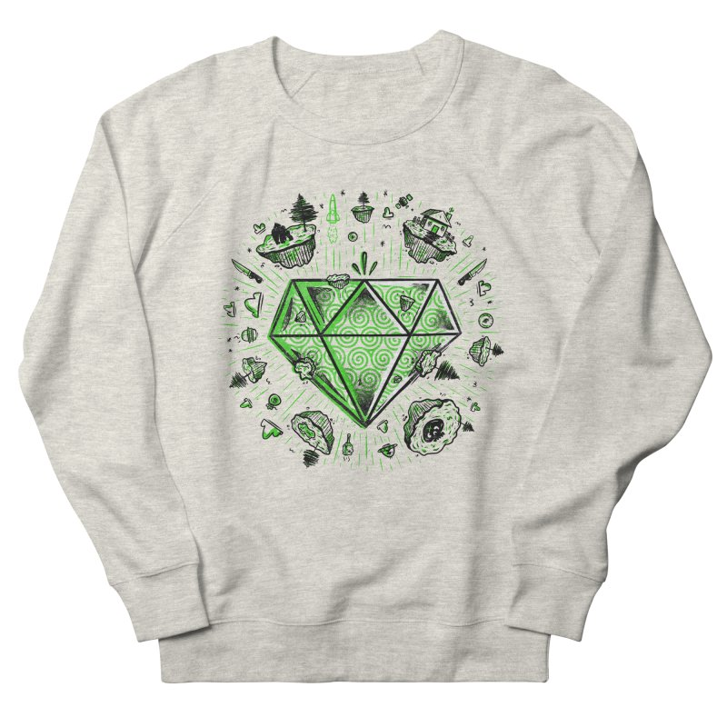 We Are Diamonds! Men's Sweatshirt by effect14's Artist Shop