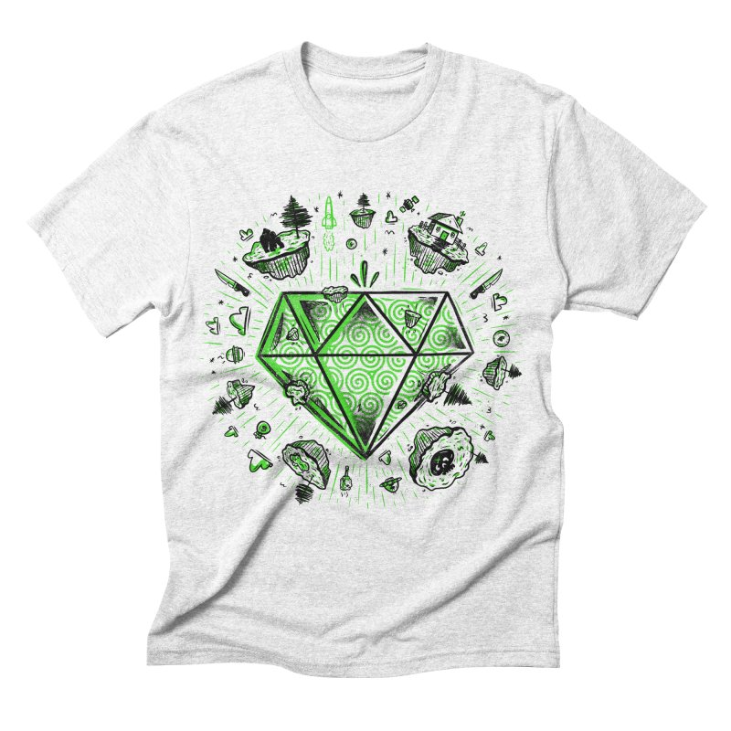 We Are Diamonds! Men's Triblend T-shirt by effect14's Artist Shop
