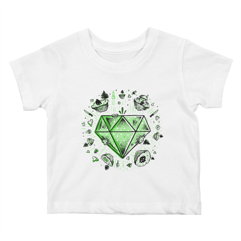 We Are Diamonds! Kids Baby T-Shirt by effect14's Artist Shop