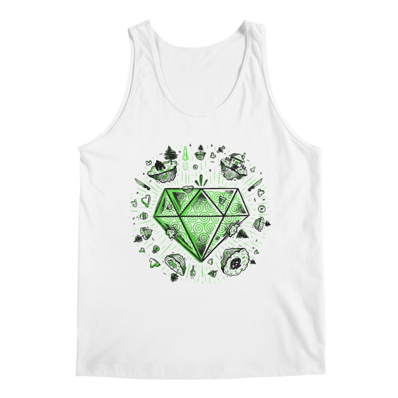 We Are Diamonds! Men's Regular Tank by effect14's Artist Shop