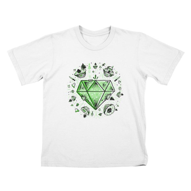 We Are Diamonds! Kids T-Shirt by effect14's Artist Shop