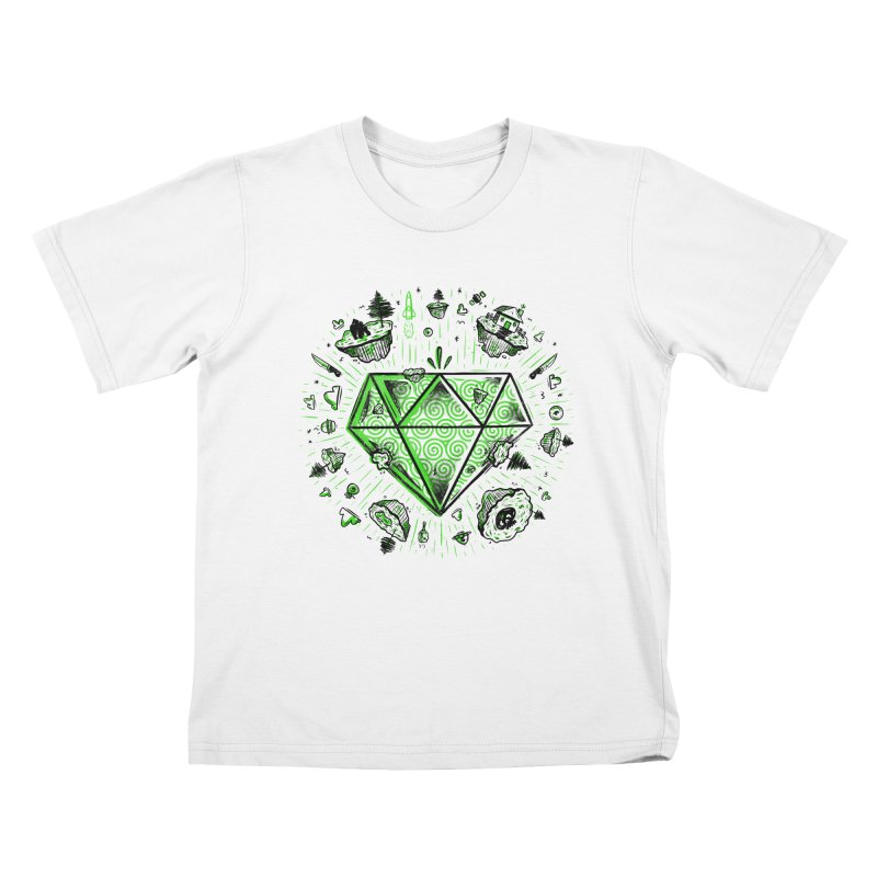 We Are Diamonds! Kids T-shirt by effect14's Artist Shop