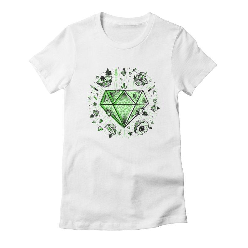 We Are Diamonds! Women's T-Shirt by effect14's Artist Shop