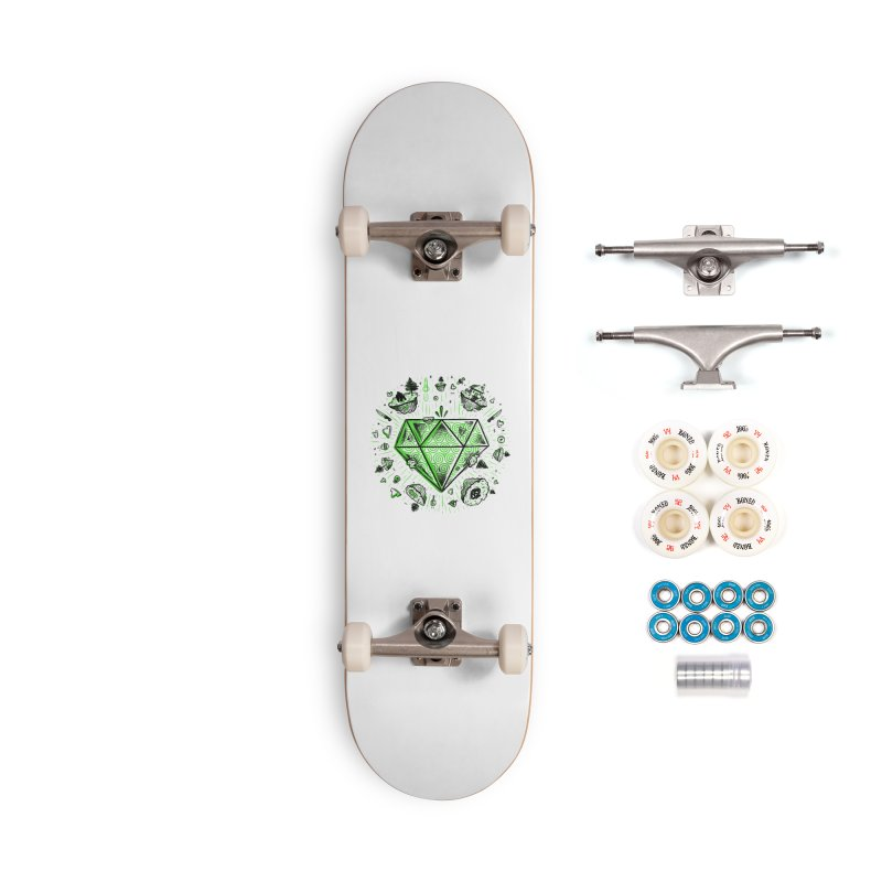 We Are Diamonds! Accessories Complete - Premium Skateboard by effect14's Artist Shop