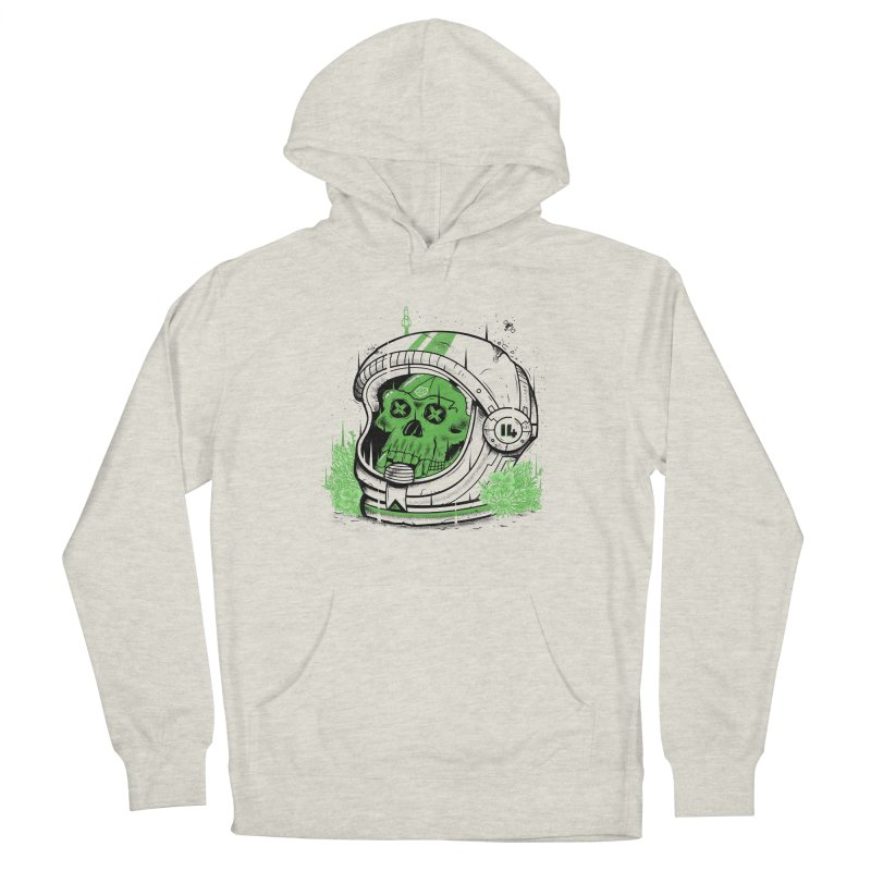 Alive Again! Women's French Terry Pullover Hoody by effect14's Artist Shop