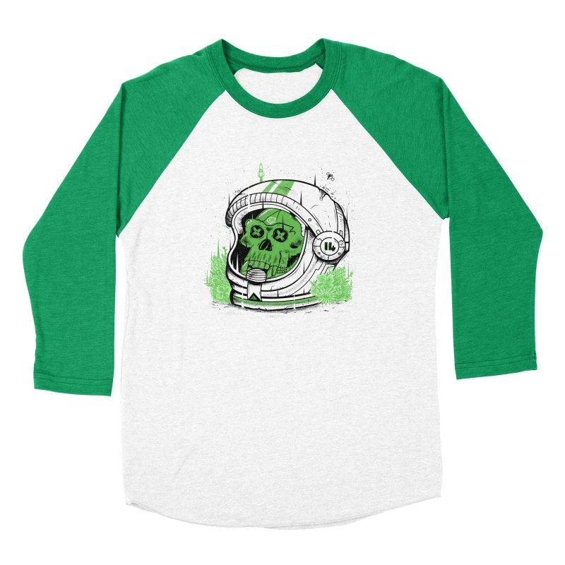 Alive Again! Women's Baseball Triblend Longsleeve T-Shirt by effect14's Artist Shop