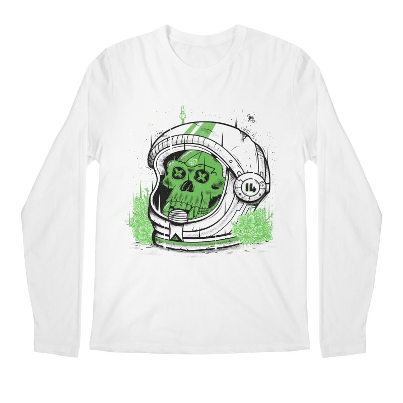 Alive Again! Men's Longsleeve T-Shirt by effect14's Artist Shop