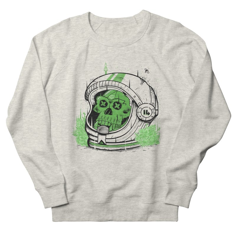 Alive Again! Men's Sweatshirt by effect14's Artist Shop