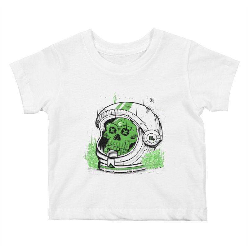Alive Again! Kids Baby T-Shirt by effect14's Artist Shop