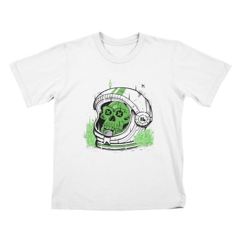 Alive Again! Kids T-shirt by effect14's Artist Shop