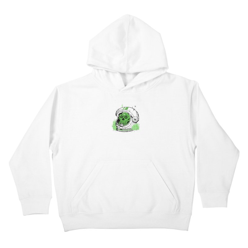 Alive Again! Kids Pullover Hoody by effect14's Artist Shop
