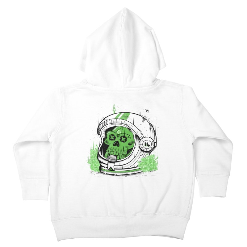 Alive Again! Kids Toddler Zip-Up Hoody by effect14's Artist Shop