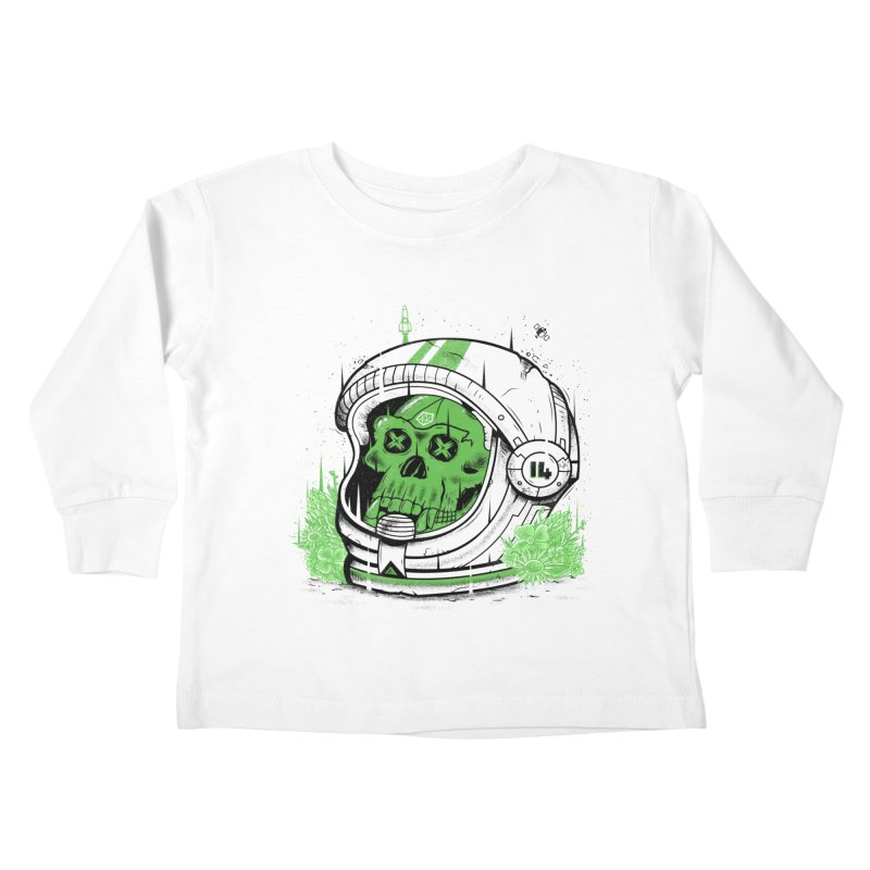 Alive Again! Kids Toddler Longsleeve T-Shirt by effect14's Artist Shop