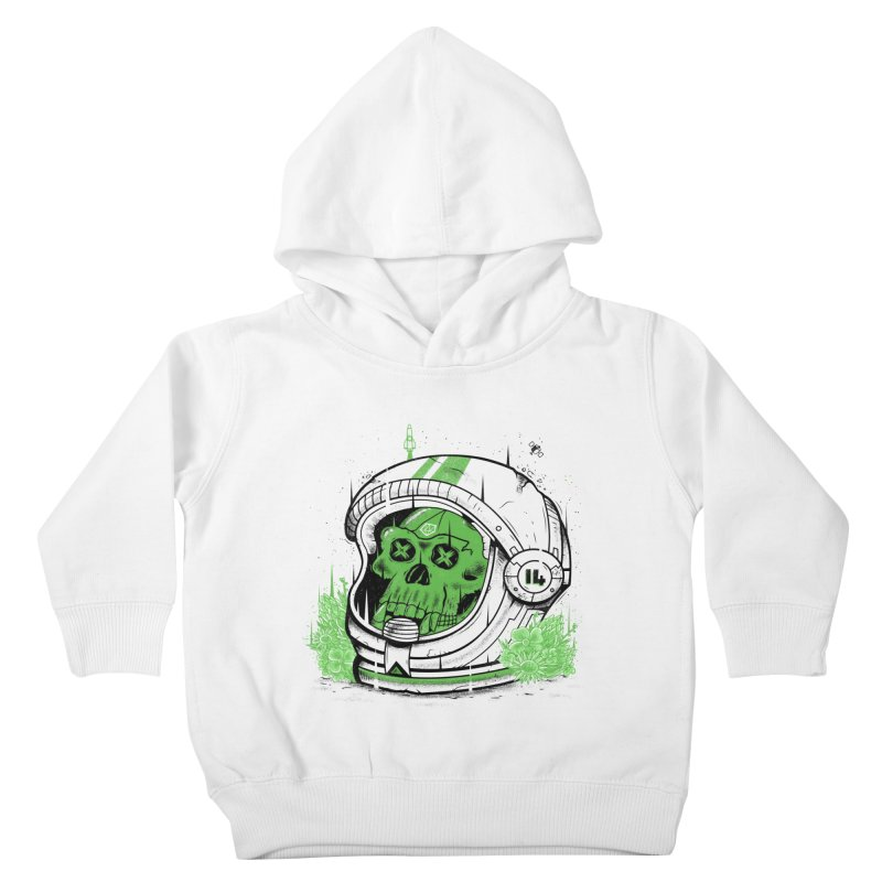 Alive Again! Kids Toddler Pullover Hoody by effect14's Artist Shop