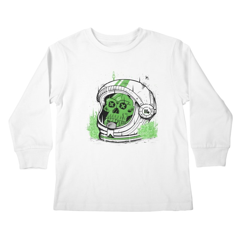 Alive Again! Kids Longsleeve T-Shirt by effect14's Artist Shop