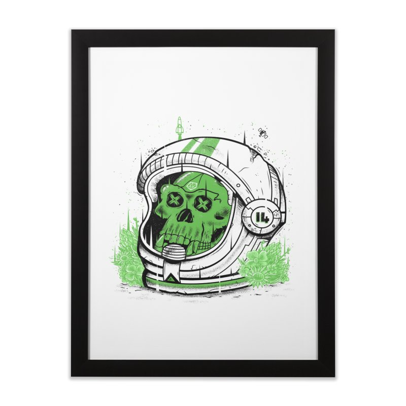 Alive Again! Home Framed Fine Art Print by effect14's Artist Shop