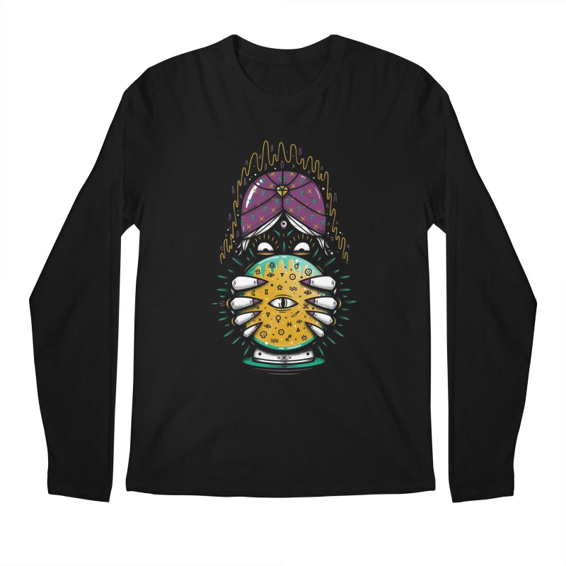 Fortune Teller! Men's Longsleeve T-Shirt by effect14's Artist Shop