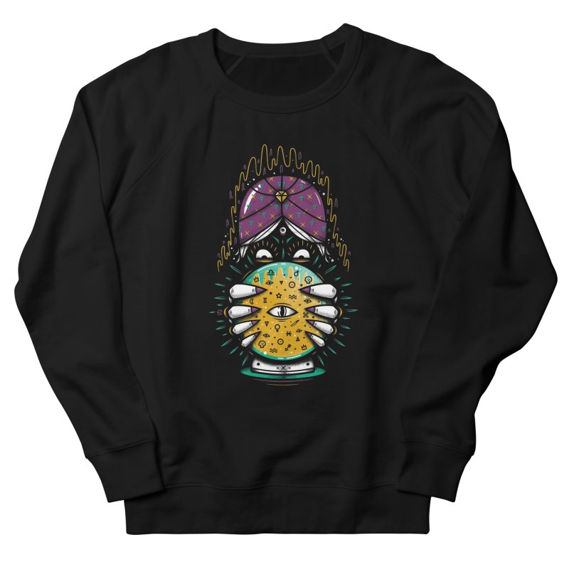 Fortune Teller! Men's Sweatshirt by effect14's Artist Shop
