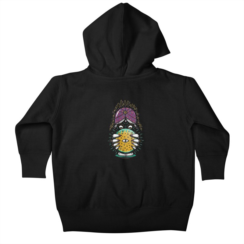 Fortune Teller! Kids Baby Zip-Up Hoody by effect14's Artist Shop