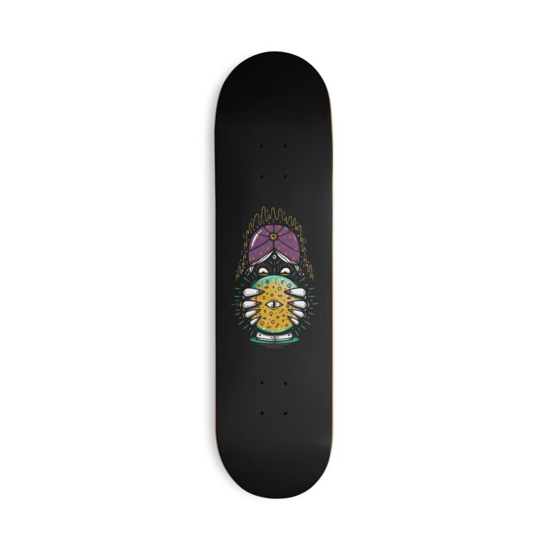 Fortune Teller! Accessories Deck Only Skateboard by effect14's Artist Shop