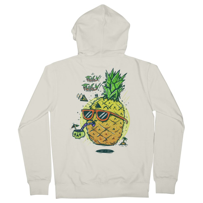 Juicy Juicy Men's French Terry Zip-Up Hoody by effect14's Artist Shop