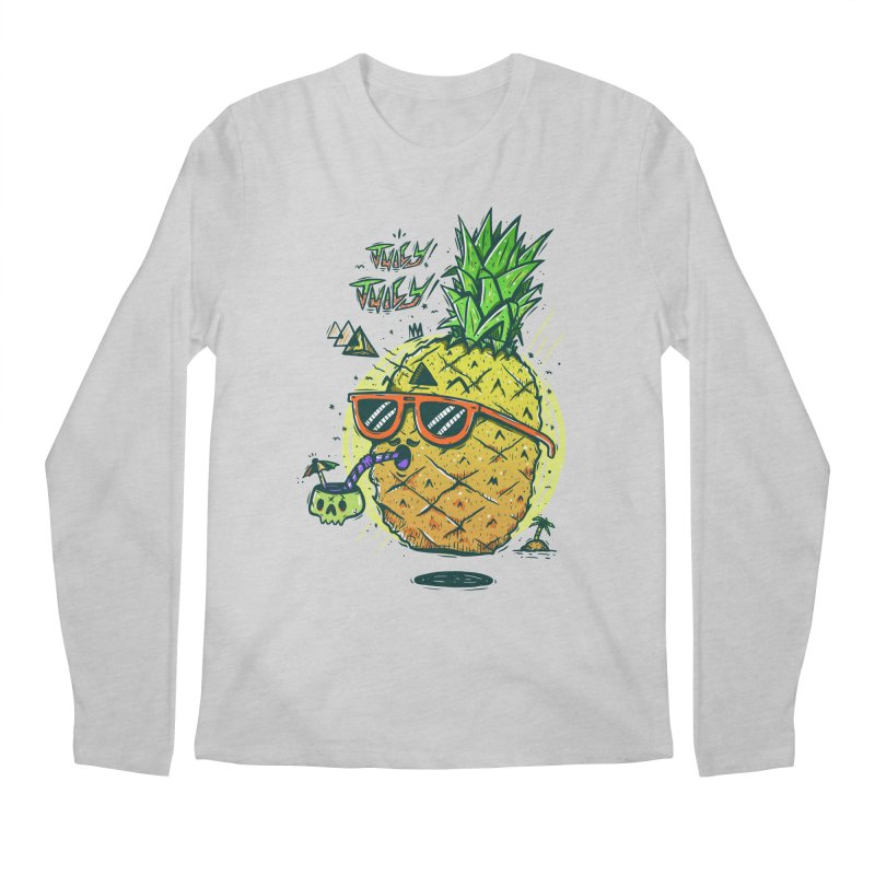 Juicy Juicy Men's Longsleeve T-Shirt by effect14's Artist Shop