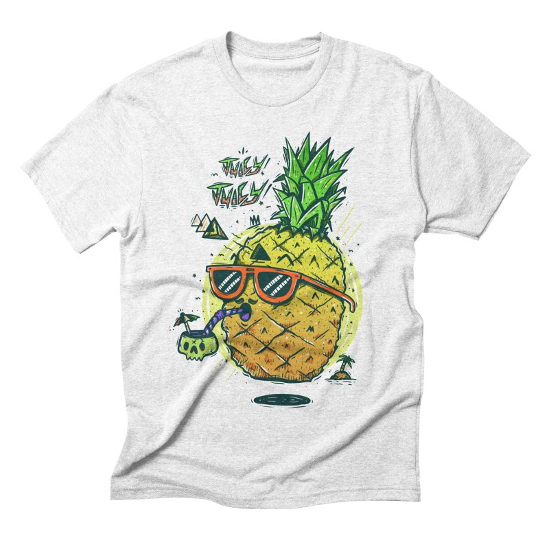 Juicy Juicy Men's Triblend T-shirt by effect14's Artist Shop