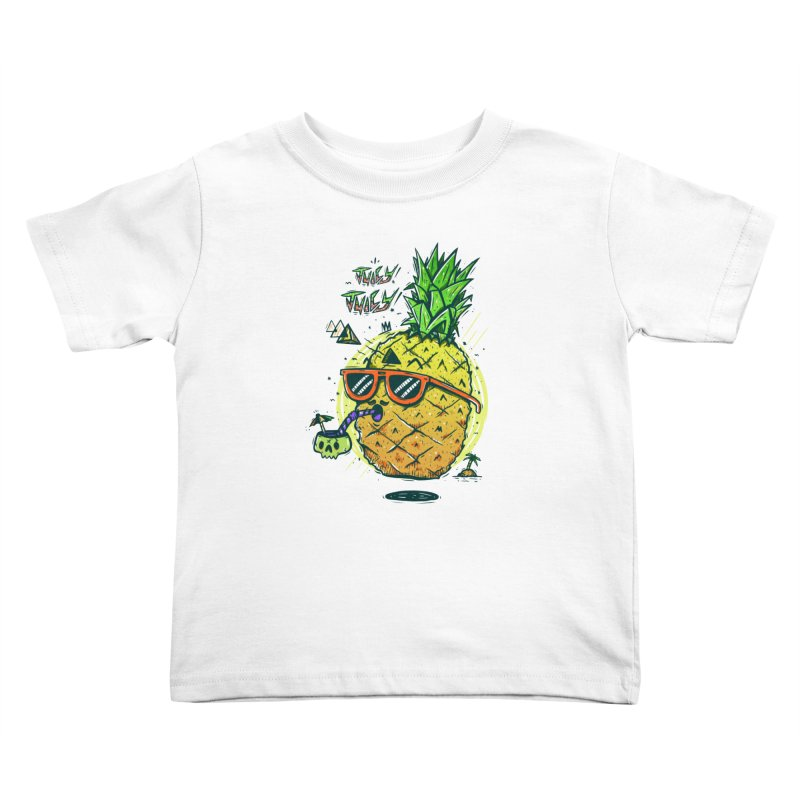 Juicy Juicy Kids Toddler T-Shirt by effect14's Artist Shop