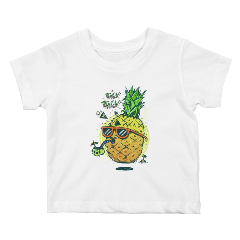 Juicy Juicy Kids Baby T-Shirt by effect14's Artist Shop