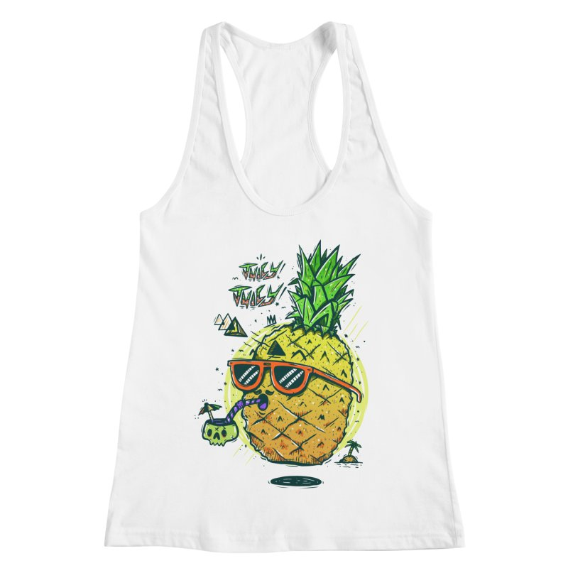 Juicy Juicy Women's Racerback Tank by effect14's Artist Shop
