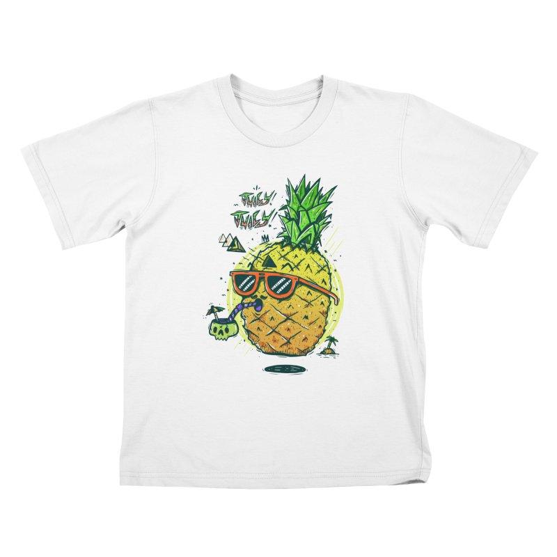 Juicy Juicy Kids T-Shirt by effect14's Artist Shop