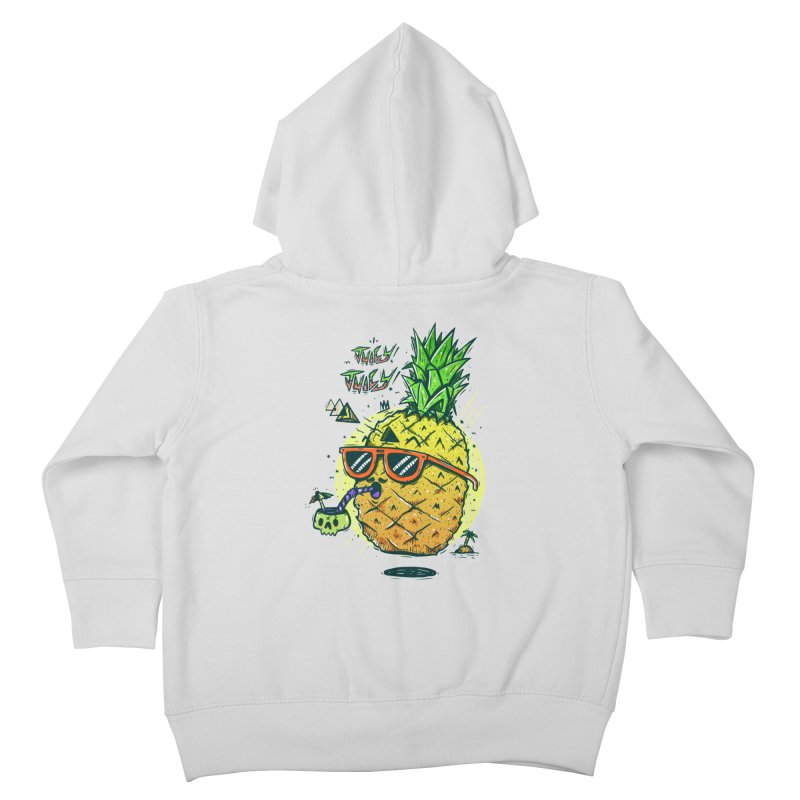 Juicy Juicy Kids Toddler Zip-Up Hoody by effect14's Artist Shop