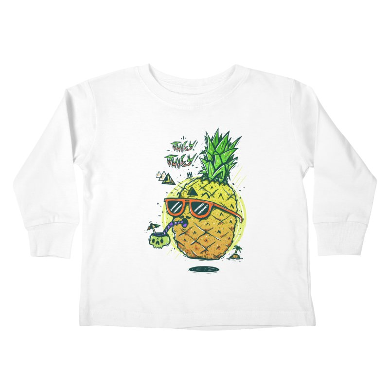 Juicy Juicy Kids Toddler Longsleeve T-Shirt by effect14's Artist Shop