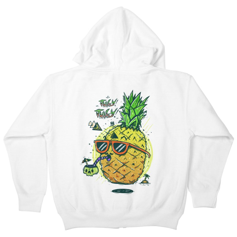 Juicy Juicy Kids Zip-Up Hoody by effect14's Artist Shop