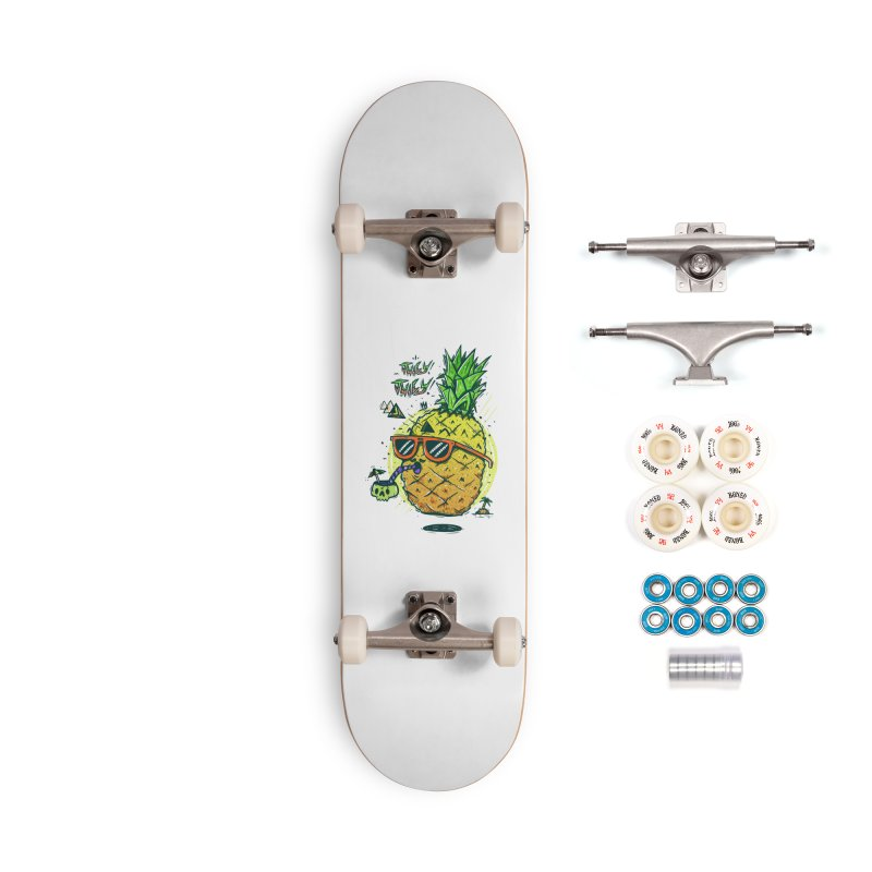 Juicy Juicy Accessories Complete - Premium Skateboard by effect14's Artist Shop