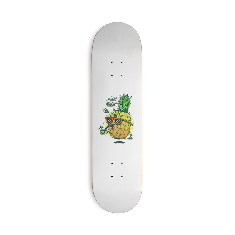Juicy Juicy Accessories Deck Only Skateboard by effect14's Artist Shop