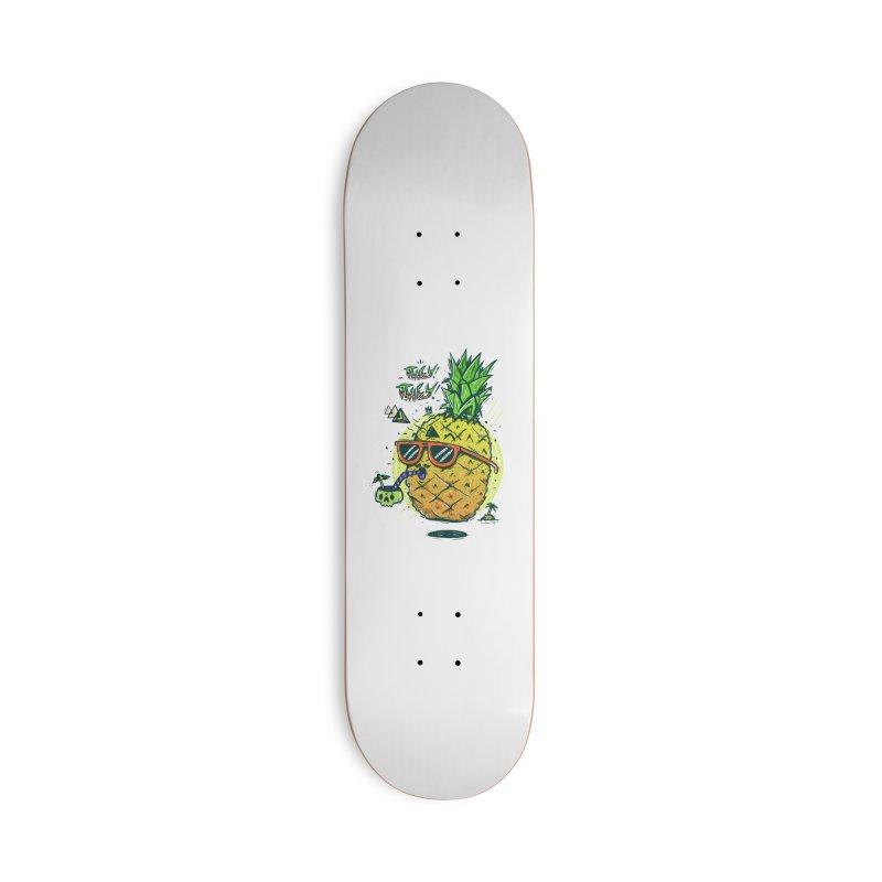Juicy Juicy Accessories Deck Only Skateboard by effect14's Artist Shop