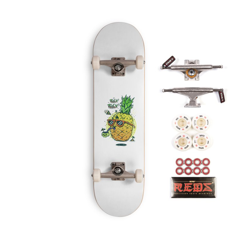 Juicy Juicy Accessories Complete - Pro Skateboard by effect14's Artist Shop
