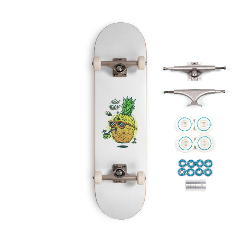 Juicy Juicy Accessories Complete - Basic Skateboard by effect14's Artist Shop
