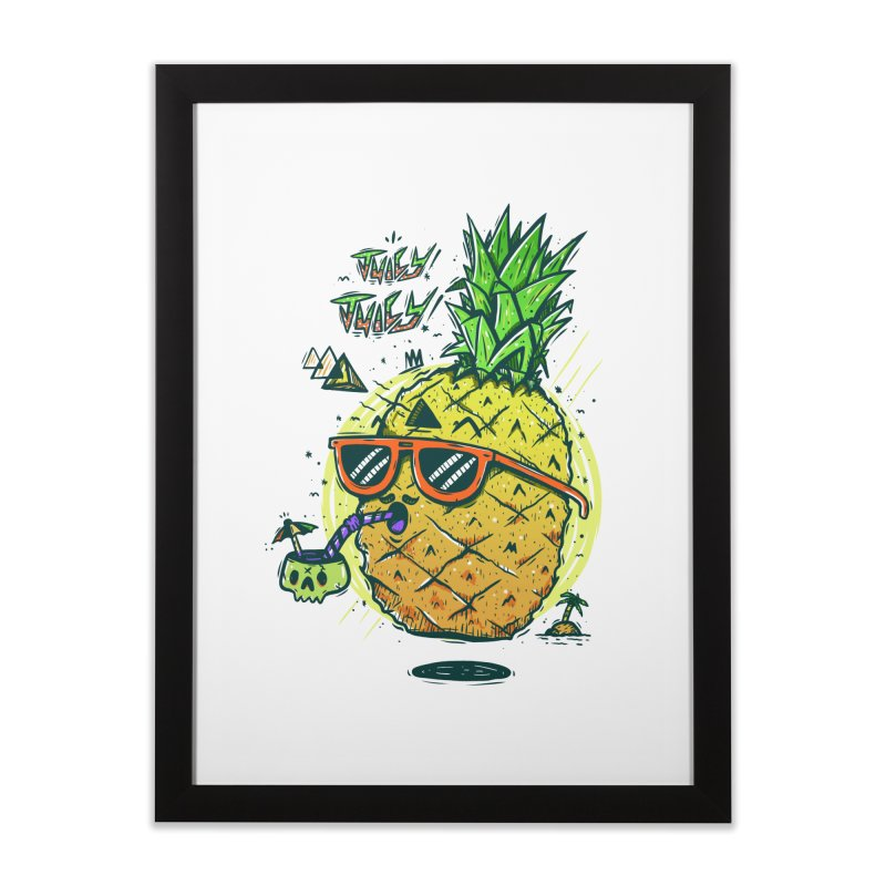 Juicy Juicy in Framed Fine Art Print Black by effect14's Artist Shop