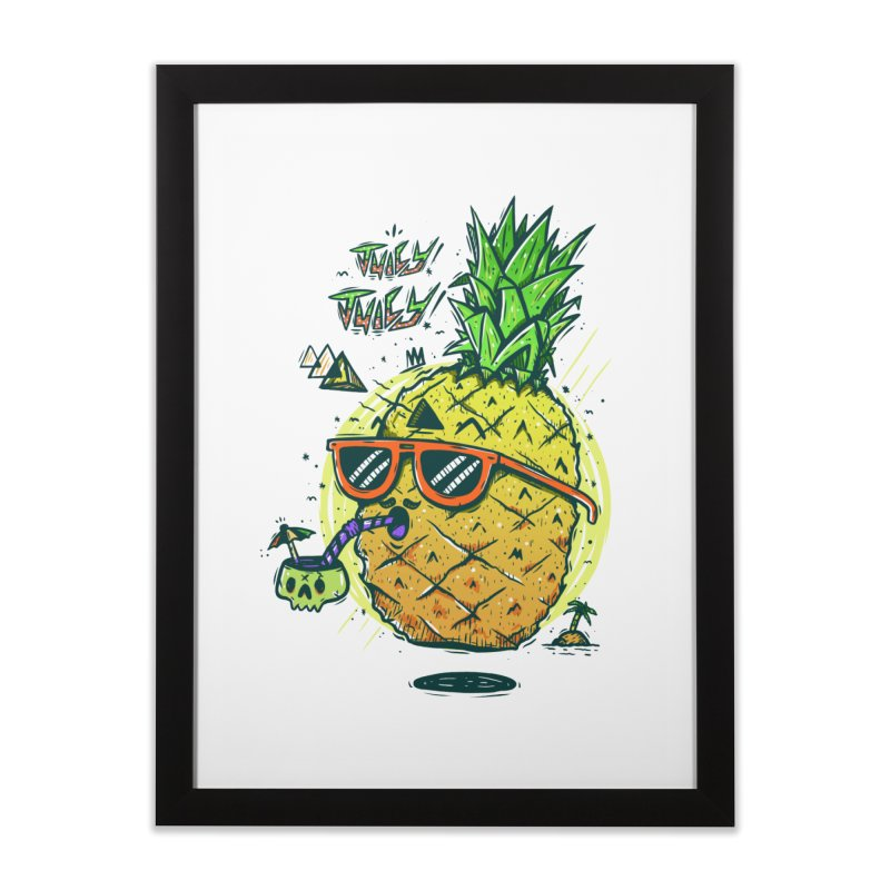 Juicy Juicy Home Framed Fine Art Print by effect14's Artist Shop