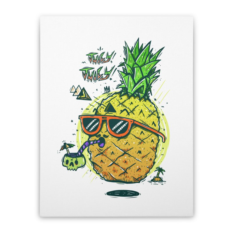Juicy Juicy Home Stretched Canvas by effect14's Artist Shop