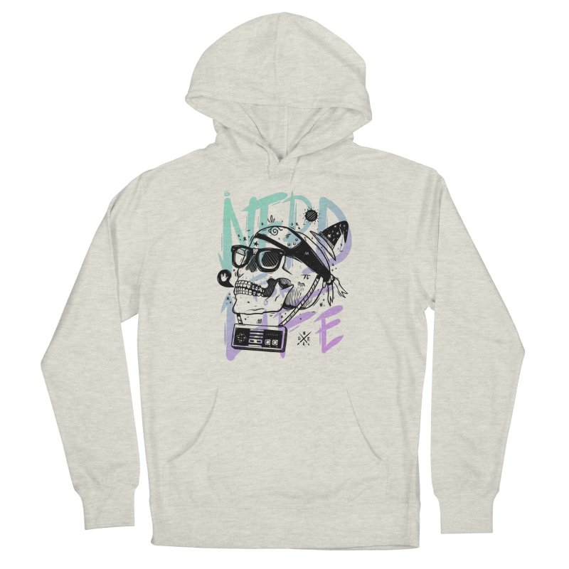 Nerd For Life Men's Pullover Hoody by effect14's Artist Shop