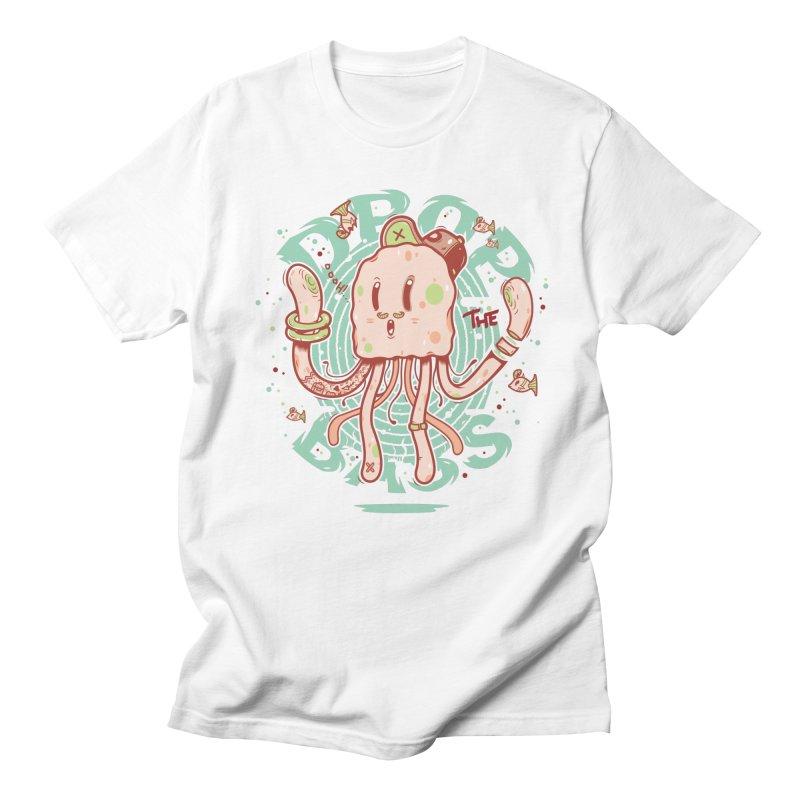 Drop The Bass Men's T-Shirt by effect14's Artist Shop